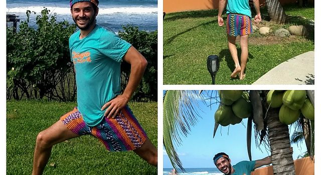 Comfy Shorts Crochet Pattern For A Special Man In Your Life Free