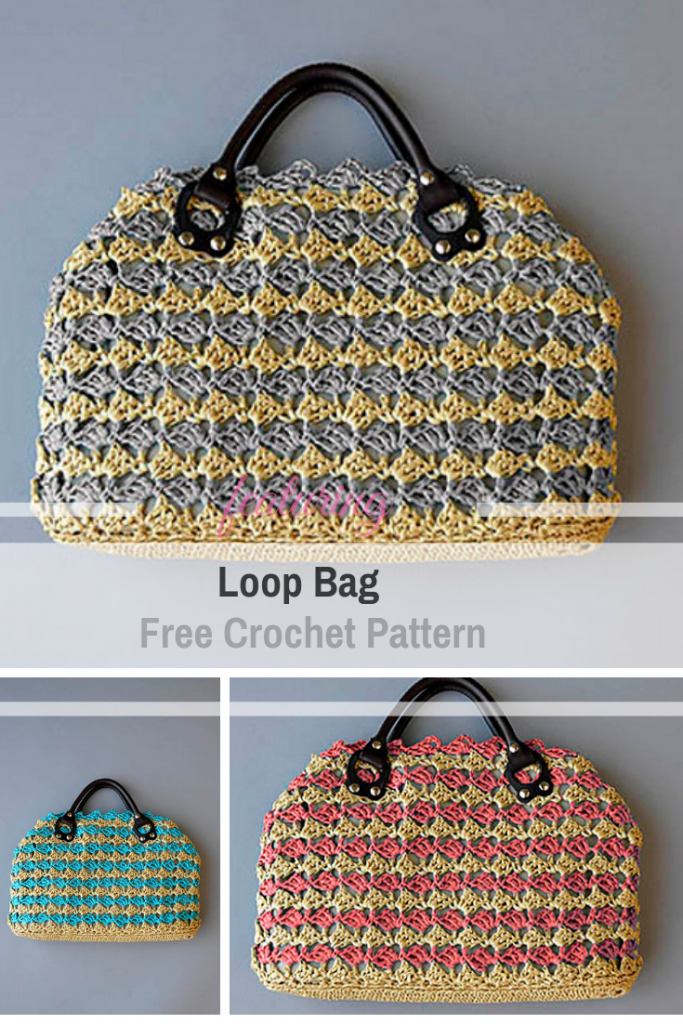 Deceptively Simple Loop Bag Will Make You Look Effortlessly Stylish And Carefree