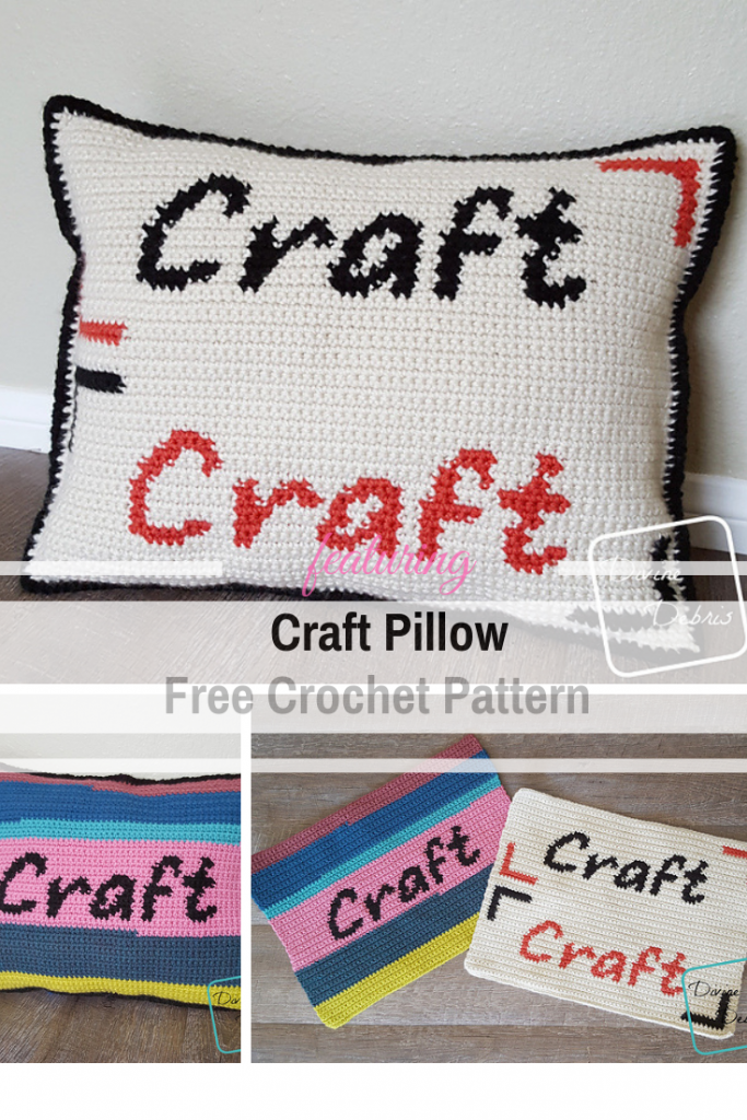 Crochet Pillow Pattern For The Creative Crafters