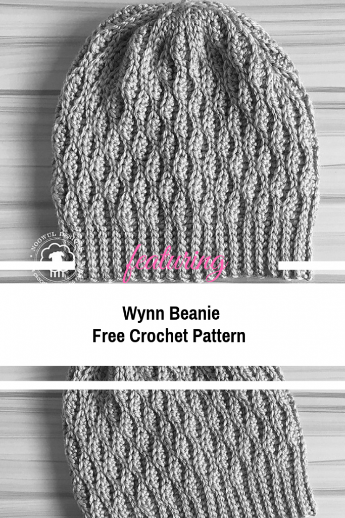 [Free Pattern] The Perfect Crochet Slouchy Hat Pattern With Stretchy Fit For Any Size