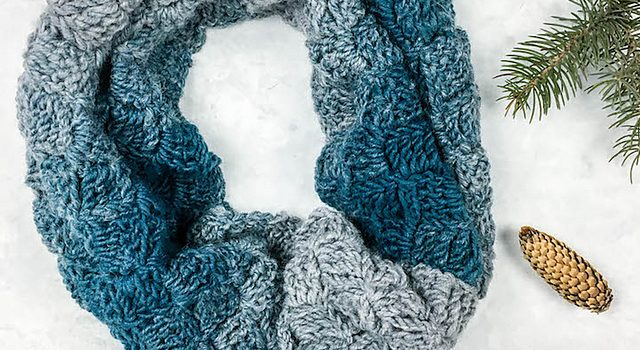 One Skein Crochet Cowl Pattern Easy For Even The Advanced ...
