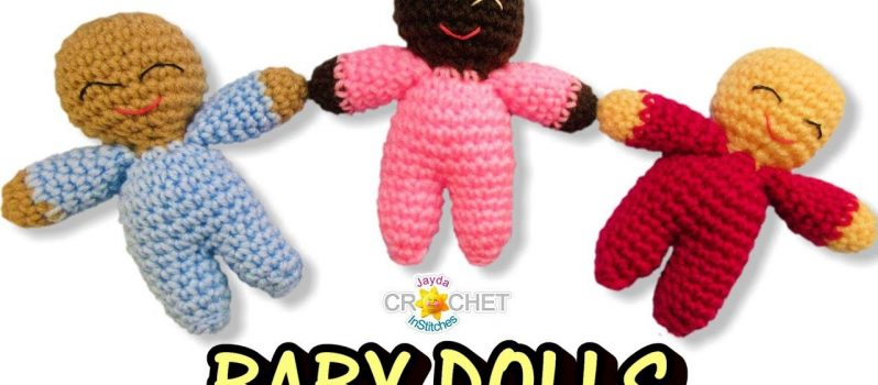 These Free Crochet Doll Patterns Are Awesome Knit And Crochet Daily