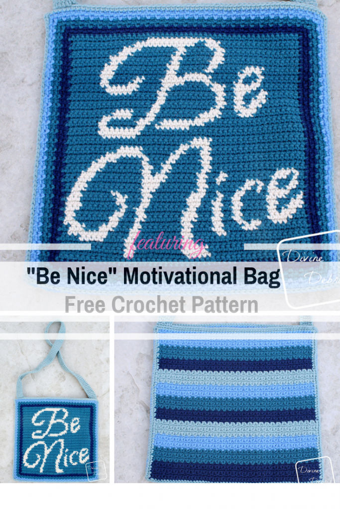 This Motivational Crochet Bag Is The Perfect Gift Idea That Would Make Anyone Happy