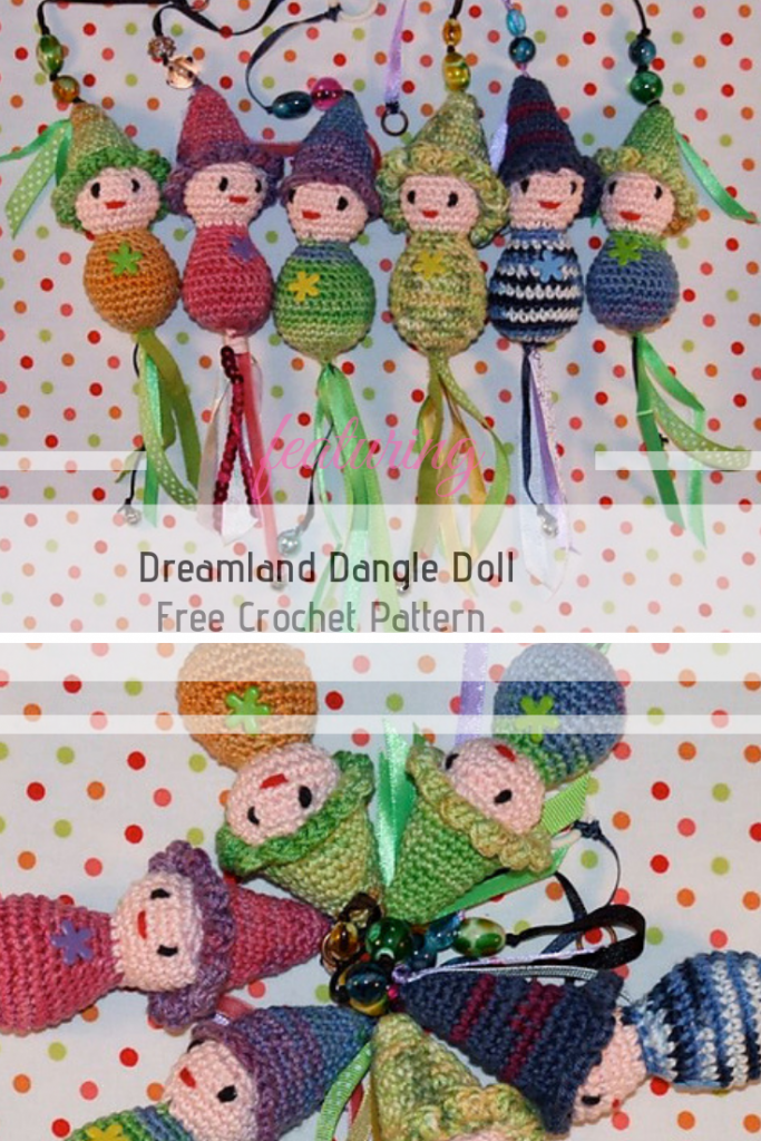 Make Christmas Super Special With These Fast And Fun Crochet Dolls Stocking Fillers And Toys