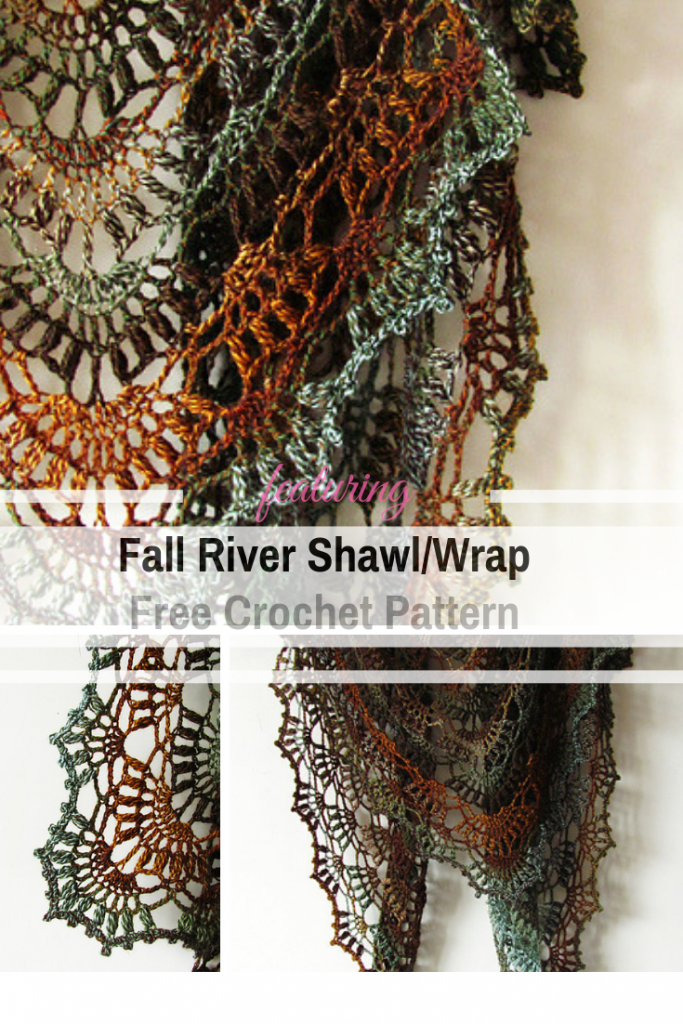 Quick And Easy Crochet Shawl Pattern With Splendid Results Knit