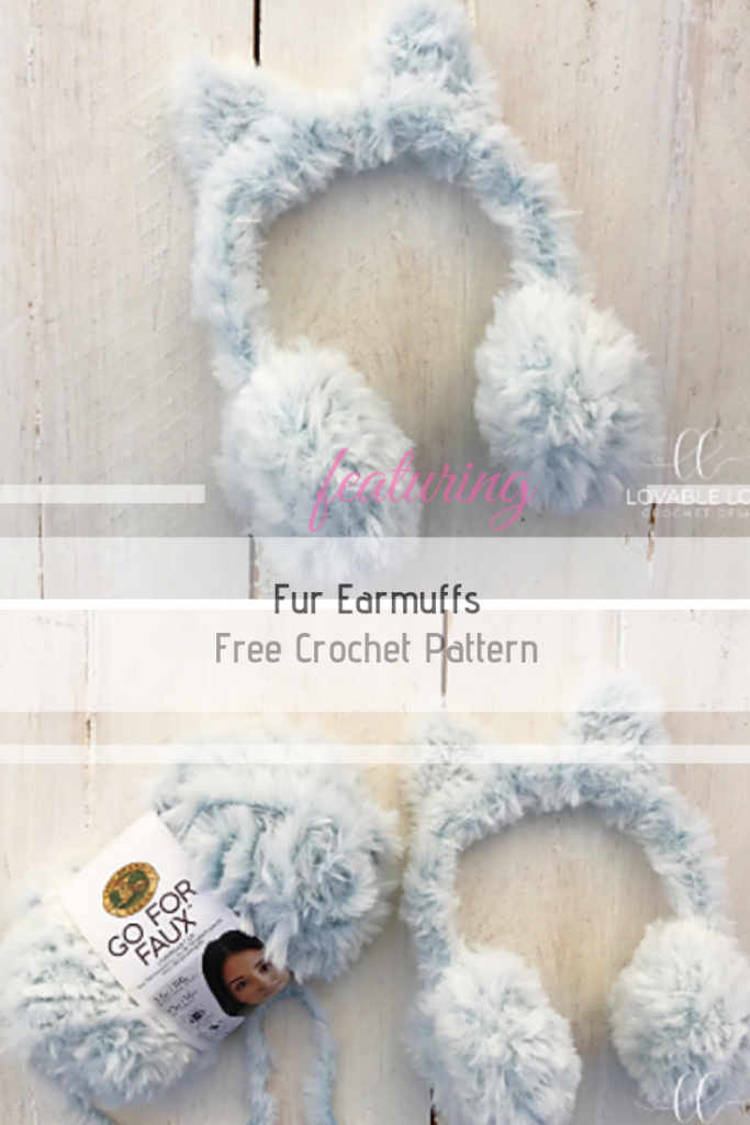 Cutest Fur Earmuffs Ever!