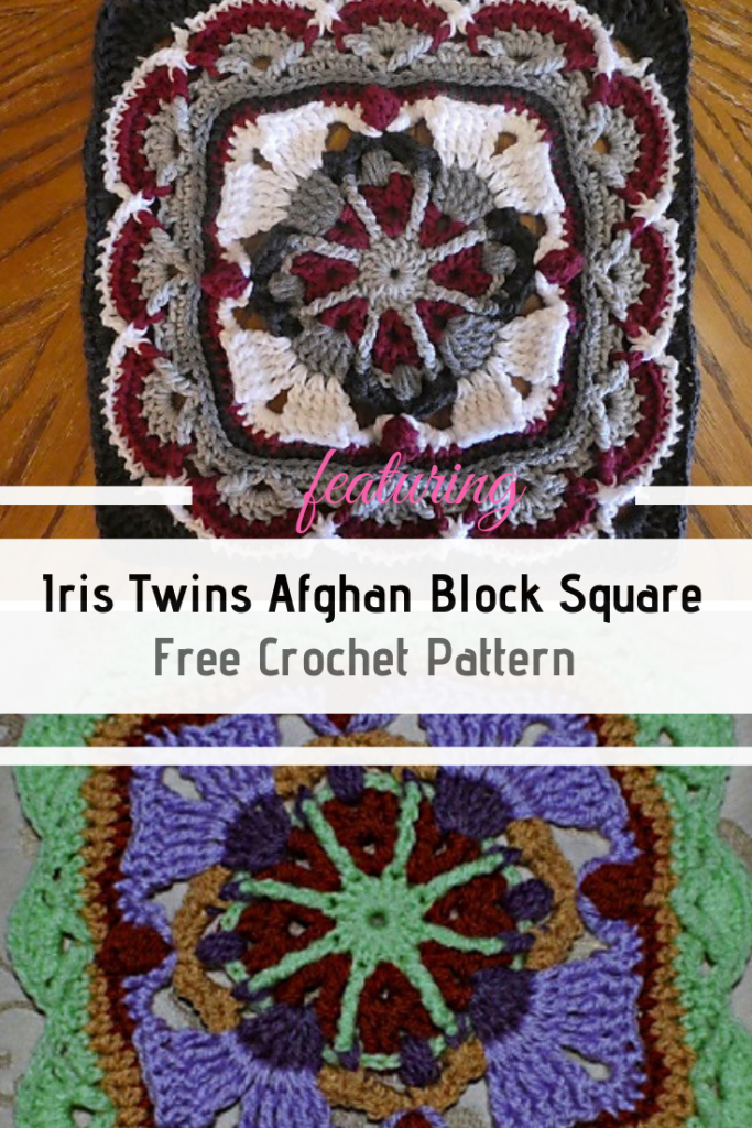 Fantastic Afghan Block Square With A Wonderful, Entertaining Design
