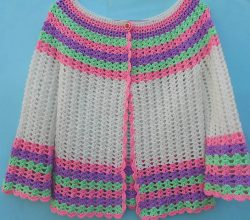 Easy Crochet Sweater Archives Knit And Crochet Daily