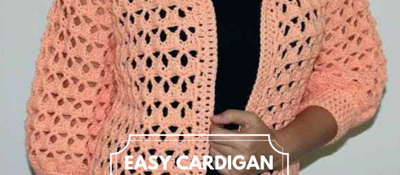 f64c32136 Video Tutorial  Easy Crochet Sweater Pattern For Beginners - Knit ...