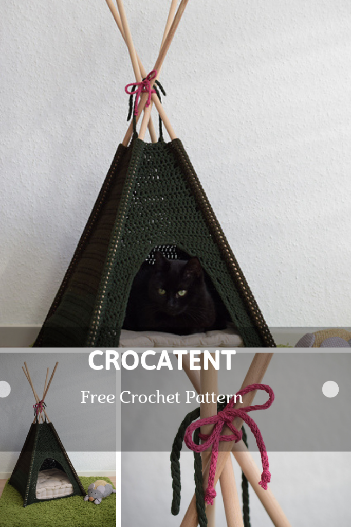 Stunning Cat Tent Pattern For The Feline Friend Who Rules Your Heart