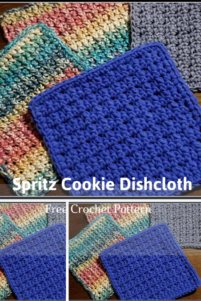 Quick And Easy Dishcloth Pattern