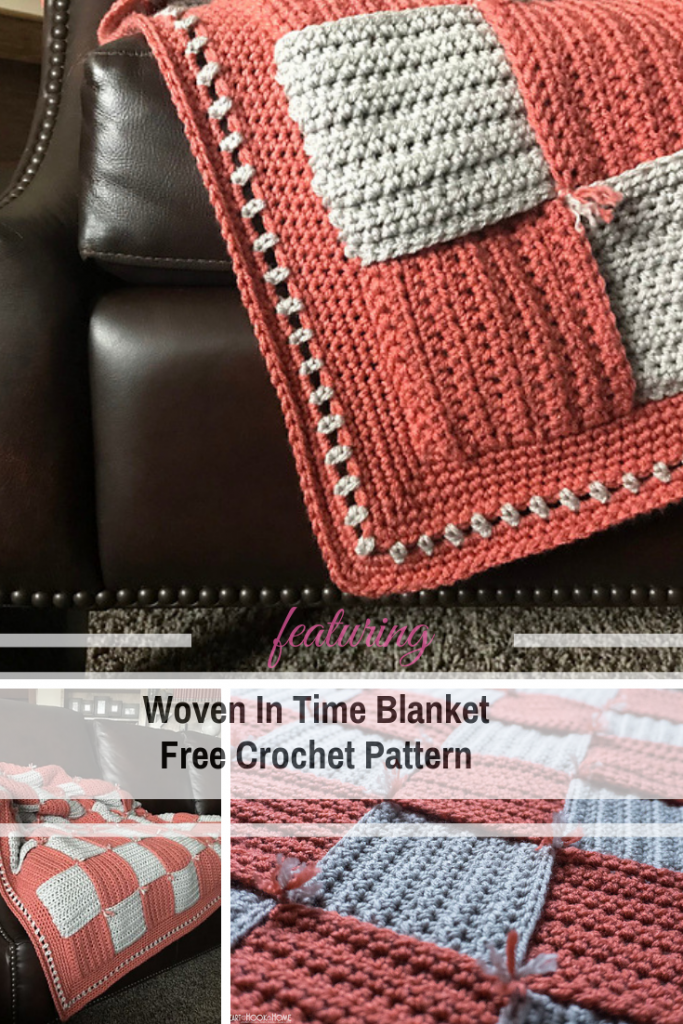 This Amazing Blanket For Sofa Crochet Pattern Is The Perfect Stress Buster