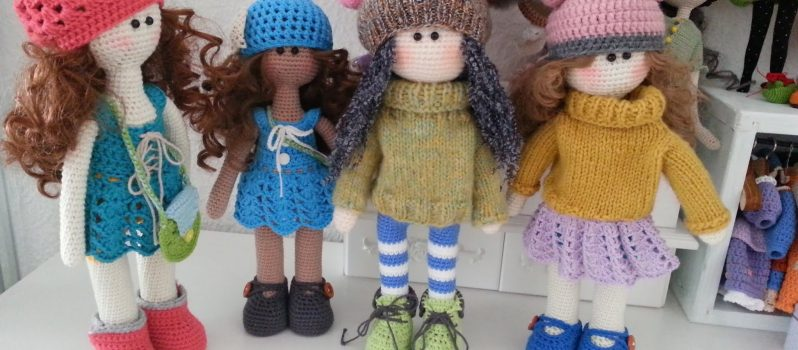 Baby Bean Doll (Free Amigurumi Crochet Pattern, Human Body Doll ... | 350x798