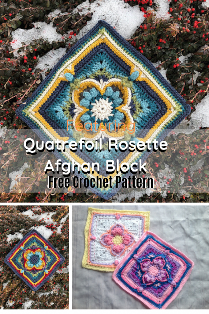 Breathtakingly Beautiful And Totally Unusual Square Crochet Pattern
