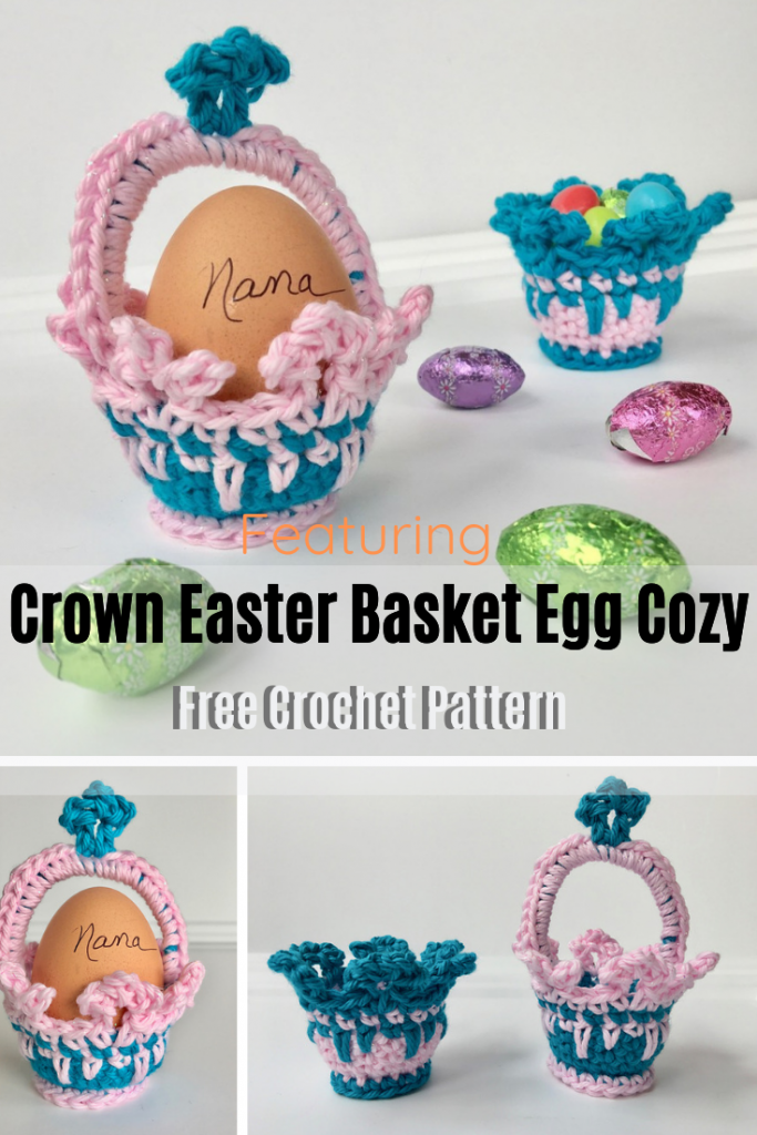 Lovely Little Egg Cozy Easter Basket