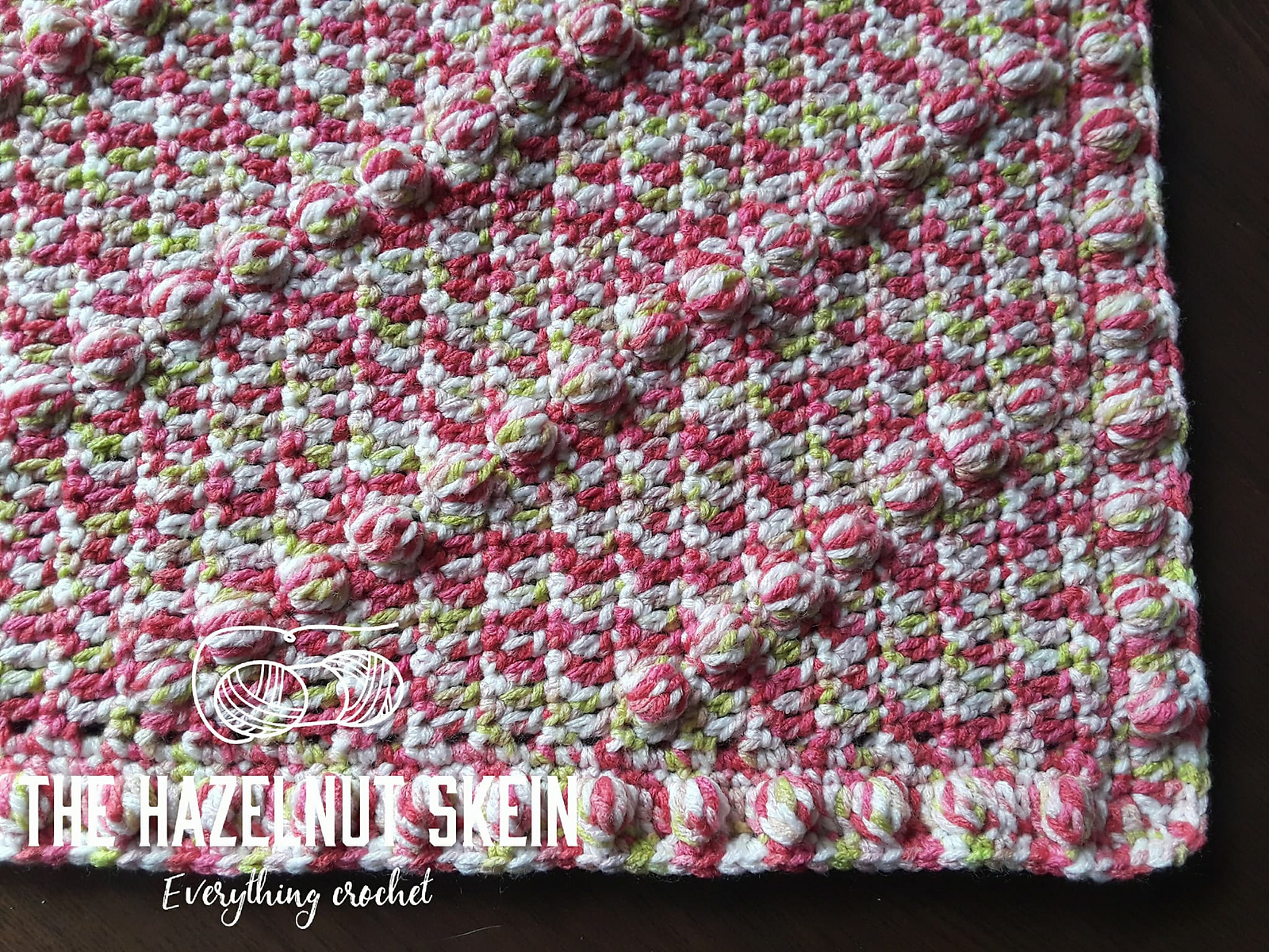 Fabulous Crochet Diagonal Rows Baby Blanket Free Pattern Great For Tummy Time Knit And Crochet Daily