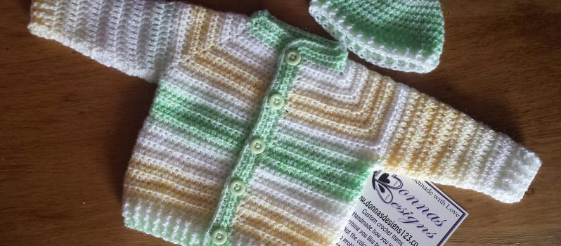 5 Free Crochet Baby Sweater Set Patterns You Ll Adore Knit And