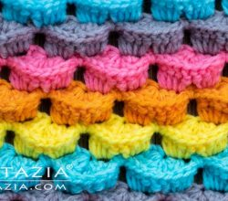 crochet stitches Archives - Knit And Crochet Daily