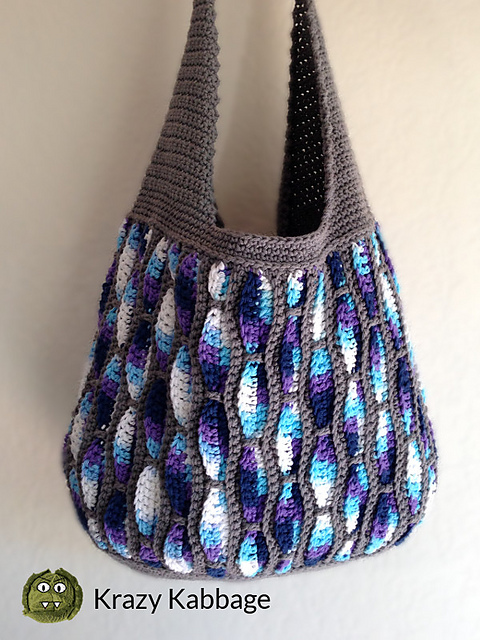 Stunning Crochet Bag Design That Matches Your Style