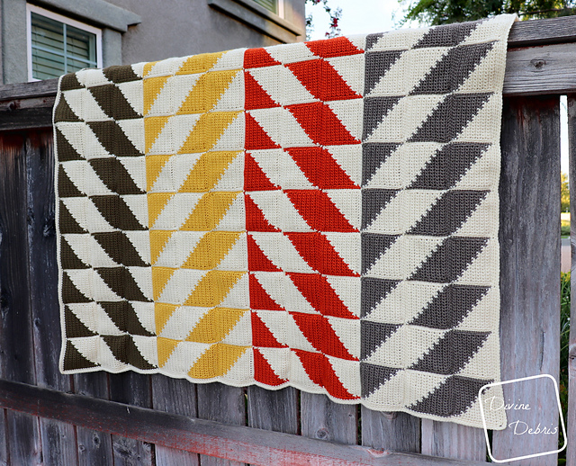 Easy Crochet Quilt Pattern
