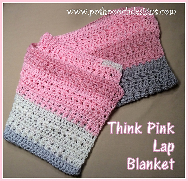 Easy Crochet Lap Blanket For Hospice Knit And Crochet Daily