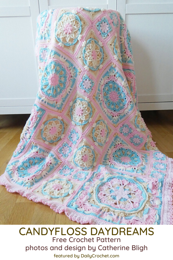 Spectacular Crochet Throw Blanket To Keep You Cozy