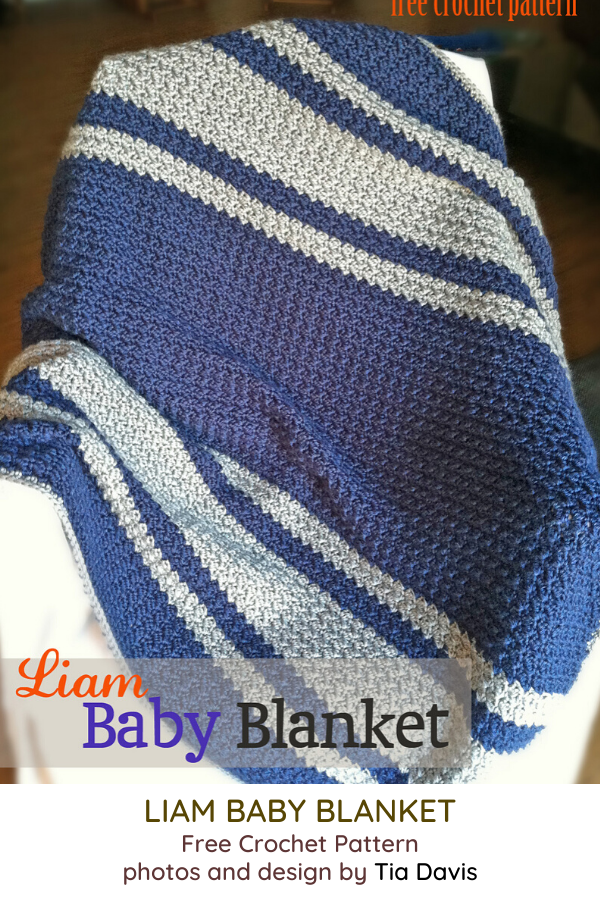 Liam Baby Blanket