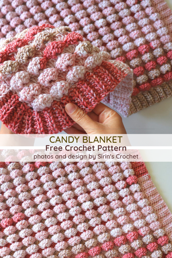 This Is The Easiest Crochet Baby Blanket Ever!
