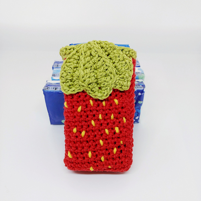 crochet tissue box covers Archives - Crochet 'n' Create | 640x640