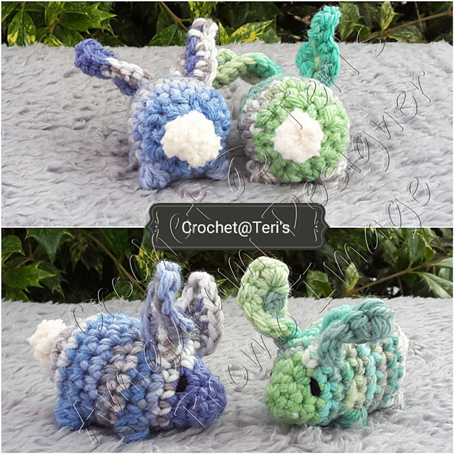 Cutest Crochet Bunny Free Pattern