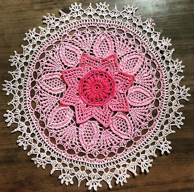 Pretty Doily Crochet Pattern To Amaze Everyone!