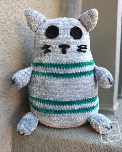 Cat Amigurumi Free Pattern To Fall In Love With!