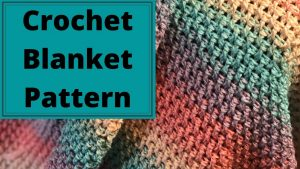 Learn A New Crochet Stitch: Post Stich Rib (Seedling Crochet Stitch)