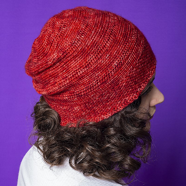 Super Simple Lightweight Crochet Hat Pattern [Free Through July 15, 2020]