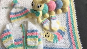 Crochet Baby Items Free Patterns