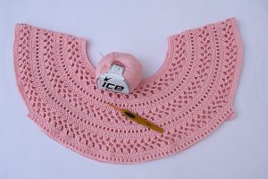 Quick And Easy Crochet Yoke Pattern