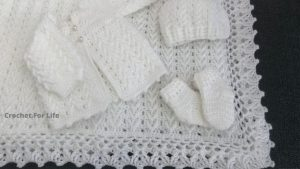 Easy Crochet Baby Clothes Patterns