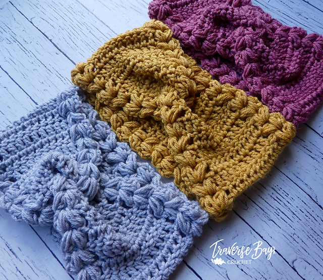 Easy Braided Crochet Headband Free Pattern For Beginners
