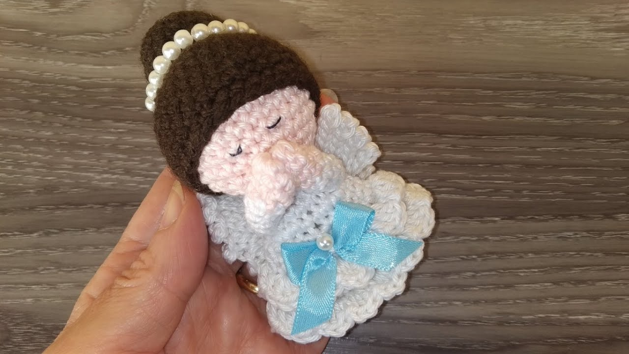 Free Crochet Christmas Angel Ornament Patterns