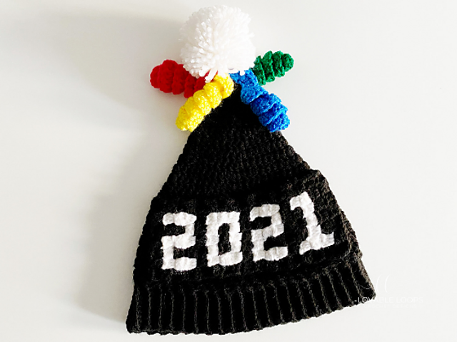 Easy And Free Party Hat Crochet Pattern