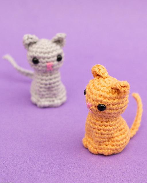 Cutest Cat Crochet Pattern You'll Love To Make