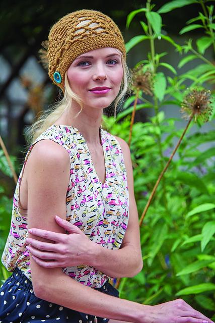 Vintage hat Pattern- Vintage Crochet Patterns- All Free Patterns