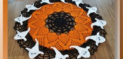 Best Free Halloween Crochet Doily Patterns