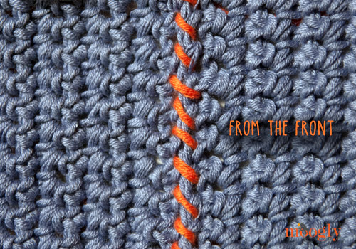 Crochet Whip Stitch Seam Technique- The Best Way To Sew Fabric Together